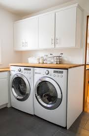 Beautiful! small laundry room remodel. Inexpensive, doable, great tips if  you don