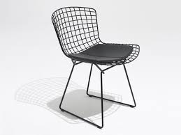 buy the knoll studio knoll bertoia outdoor side chair at nestcouk