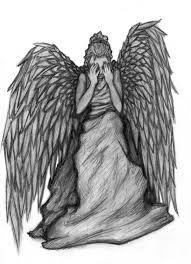 Angel Sketch Angel Drawing Pencil Sketch Colorful Realistic Art