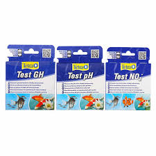 Tetra Ammonia Test Strips Color Chart Tetra Aquarium Fish Tank Seawater Coral Aquarium Tester Ph