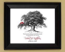76 best 40th ann images on pinterest anniversary ideas, parents Wedding Anniversary Gifts For Parents 35 Years anniversary gift for parents 20 30 40 50 year wedding anniversary gift personalized names & wedding date birds in tree or Best Anniversary Gift for Parents