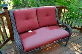 leather outdoor chair cushions