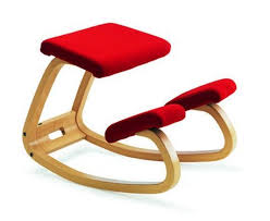 ergonomic chair betterposture saddle chair. a kneeling chair is said to help promote an ergonomic betterposture saddle