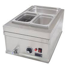 wet heat food warmer