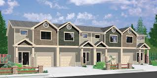 House Floor Plans Modern Best Ideas On Pinterest Most Popular Cool 4 Bedroom Townhouse Floor Plans