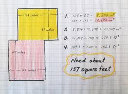 144 Square Feet Measure A Room 1 2 3 Quickostepar Style