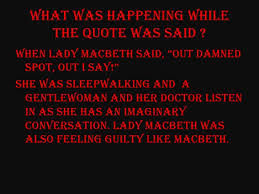 40th Grade Class Macbeth Quotes Stunning Lady Macbeth Quotes