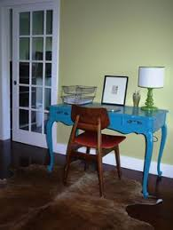 painted desk cute l wire in basket funky chair via captain crafty