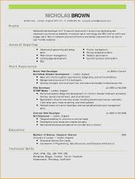 Example Resume Skills Section Server Resume Skills Examples Best Of 11 12 Resume Skills