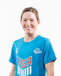Sarah Griffith | USA Ultimate