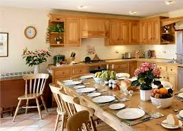 Country Decor For Kitchen Country Kitchen Decor Themes Miserv