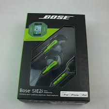 bose headphones sport box. bose sie2i sport headphone headphones box
