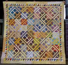 klein meisje quilts: a quilt!! Jacob's Ladder & a quilt!! Jacob's Ladder Adamdwight.com