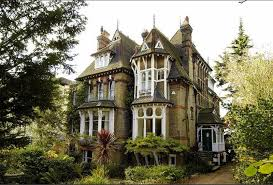 Find images of victorian house. This Victorian House Has A Spaceship In The Attic
