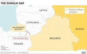Image result for military balance poland kaliningrad images