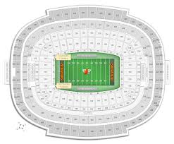 Redskins Fedex Field Seating Chart Www Bedowntowndaytona Com