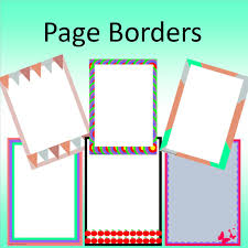 Decorative Borders For Word Clip Art Borders For Word Documents Clipartfest Free Clip Art