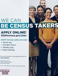 Flyer Jobs 2020 Census Jobs Dade County Water Sewer Authority