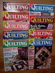 2006 The Quilter Magazine Premier Issue Quilting Challenge #Q105 & Vintage Lot of 9 Quilting Today Magazines 1998-99 #Q23 Adamdwight.com