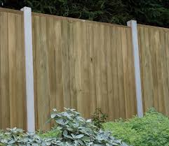 tongue and groove 6 x 3 ft fence panel