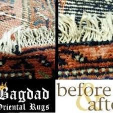 photo of bagdad oriental rugs houston tx united states a unraveling rug