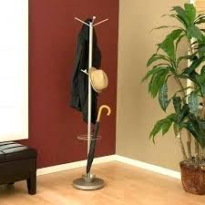 Coat Rack Umbrella Holder Magnificent Metal Coat Rack With Umbrella Holder Devon Coat Rack With Umbrella