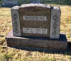 Ivan Lambert Woodring (1909-1992) - Find A Grave Memorial