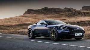 Aston Martin Iconic Luxury British Sports Cars Usa