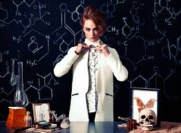 could you be a mad scientist less than 10 of people can make the