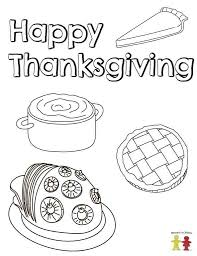 When the online coloring page has loaded, select a color and start clicking on the picture to color it in. Thanksgiving Coloring Pages Free Printable For Kids