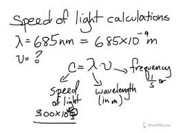 speed of light equation. speed of light equation youtube