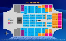 Rogers Centre Seating Chart Ed Sheeran Event Information Fargodome