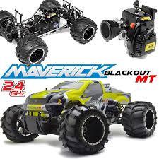 maverick blackout mt 1 5 me monster truck thermique 30