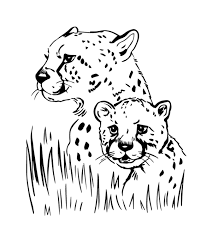 Find all the coloring pages you want organized by topic and lots of other kids crafts and kids activities at allkidsnetwork.com. 10 Best Free Printable Jaguar Coloring Pages Online