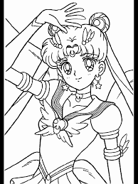 Small Picture Sailor Moon Coloring Pages ColoringPagesABC Sailor Moon Coloring