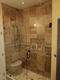 artistic stand up shower