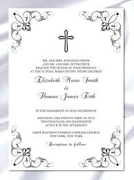 Sample Of Invitation Card Chalkboard Script White Wedding Invitation