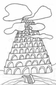 Small Picture tower of babel coloring pages 28 images tower of babel