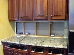 Kitchen Countertop Lighting Leather Handle The Tilikum Turn Under Pull Walnut Best