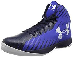 under armour mens basketball shoes. men\u0027s under armour jet basketball shoes team royal/midnight navy/white size 9.5 m mens s