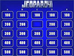 Free Jeopardy Template With Sound Detail Powerpoint 5