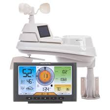 AcuRite 01540M 5-in-1 Weather Station with Wi-Fi Connection to Weather  Underground,Black giá t?t nh?t 2020 | FPT Shop