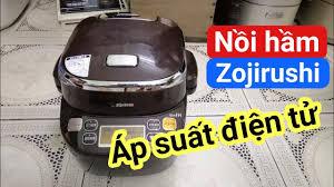 Nồi hầm áp suất điện tử Zojirushi EL-MA30