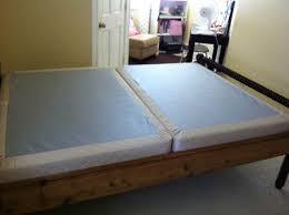 mattress and box spring queen. frames that support queen split box spring mattress and