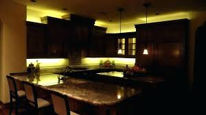 lighting above cabinets. Under Cabinet Rope Lighting Idea Lights Above Cabinets In Kitchen For . I