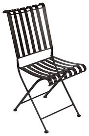outdoor metal chair. Rounded Metal Folding Chair, Outdoor Chair
