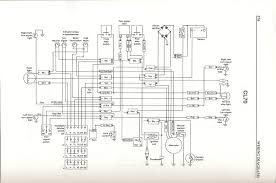 time to update the cl70 electrical harness fourwheelforum this cl70 wiring diagram