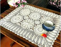 coffee table cloth tablecloth for coffee table handmade crochet flowers tablecloth continental lace hollow rectangular doilies coffee table cloth