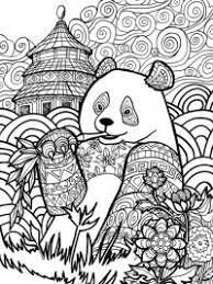 Pandabeer Kleurplaten Topkleurplaatnl Kleurplaat Dieren