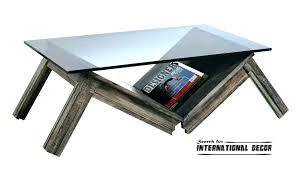 industrial side table industrial side table coffee tables round industrial side table oversized coffee slim unusual industrial side table